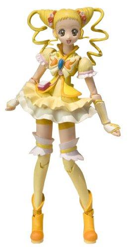 Yes! PreCure 5 Go Go! S.H.Figurets Cure Lemonade PVC Figure [Toy] (japan import) Bandai