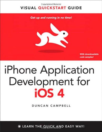 [PDF] iPhone Application Development for iOS 4: Visual QuickStart Guide Free Download | Publisher : Peachpit Press | Category : Computers & Internet | ISBN 10 : 0321719689 | ISBN 13 : 9780321719683