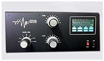 Amplificador HF ham-amplifier hf-2013dx bandas 1.8 MHz ...