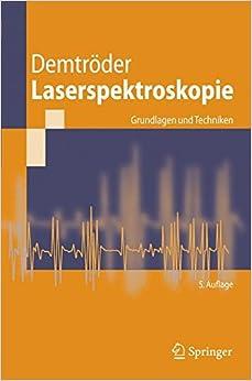 Book Laserspektroskopie: Grundlagen Und Techniken
