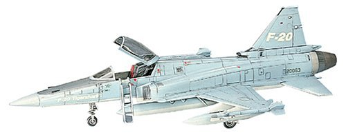 F-20 Tigershark US Air Force Fighter 1/72 Hasegawa for sale  Delivered anywhere in Canada
