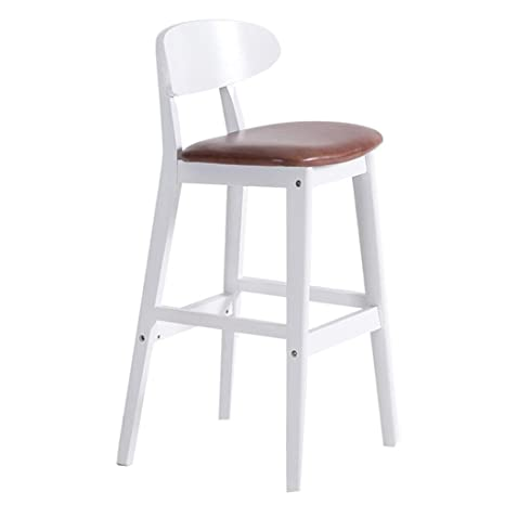 Pleasant Amazon Com Barstools Chairs Offce Solid Wood Bar Stool Bar Dailytribune Chair Design For Home Dailytribuneorg