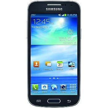 Samsung Galaxy S4 Mini, Black 16GB (AT&T)