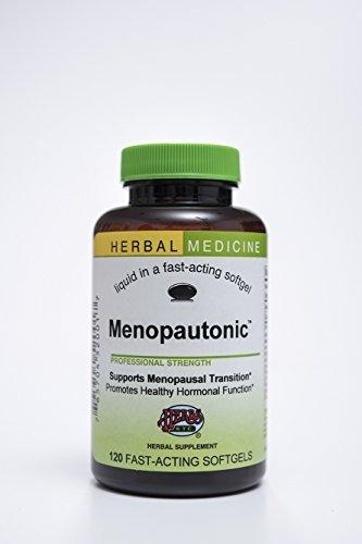 Herbs Etc - Menopautonic Alcohol Free - 120 Softgels by Herbs Etc. Herbs Etc Alcohol
