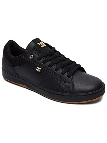 Astor Gold Sneakers Black DC Low Top Men's UwnOq5