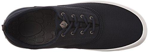 Sperry Top-Sider Flex Deck Cvo Mesh, Zapatillas para Hombre Azul (Navy)