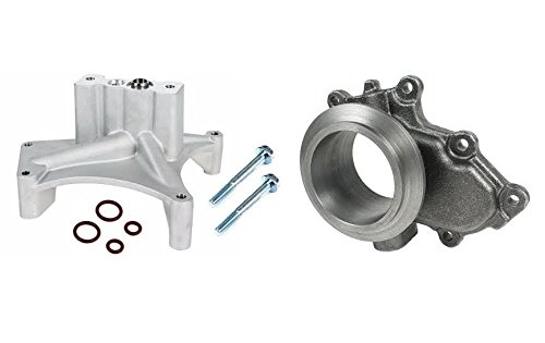 O-ring Exhaust - Turbo Pedestal Bolts O-Rings Exhaust Outlet Housing Flange 1999.5-2003 Ford 7.3 Powerstroke Diesel 7.3L