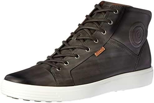 ECCO Men's Soft 7 Premium Boot Fashion Sneaker