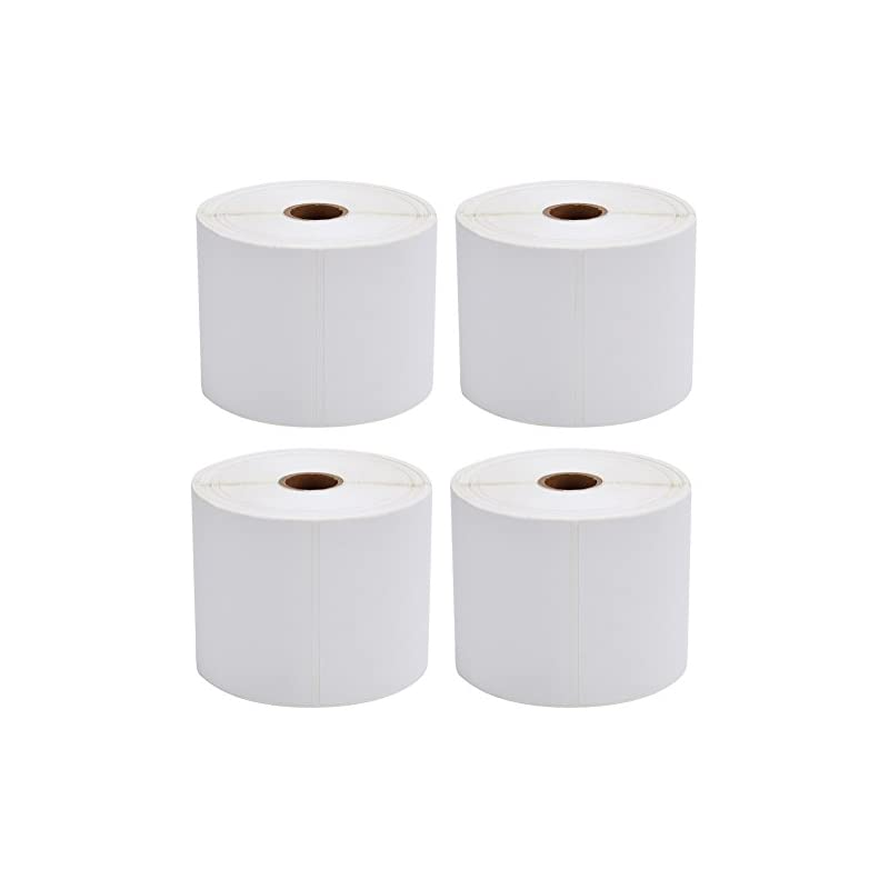 MFLABEL 4 Rolls of 450 Direct Thermal Sh