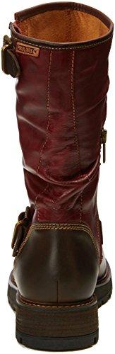 Pikolinos Avila W6h_i16 - Botas Mujer Rojo - Red (Arcilla)