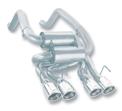 Rear Section Cat Back Exhaust - 6
