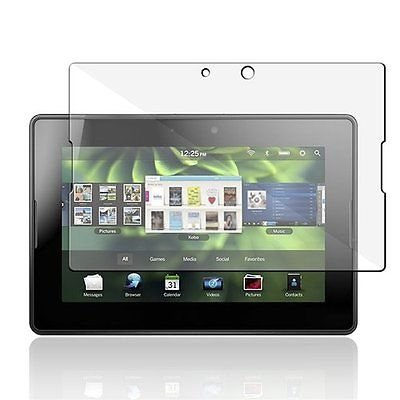 3-pack Crystal Clear Screen Protector for Blackberry Playbook