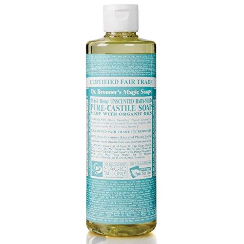 Cheap (6 PACK) – Dr Bronner – Baby Mild Castile Liquid Soap   236ml   6 PACK BUNDLE