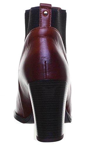 Justin Reece 5875 - Botas de Piel Para Mujer marrón