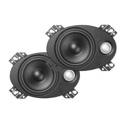 Polk Audio MM461P - 4x6-inch Plate Mount Loudspeakers Pair by Polk Audio