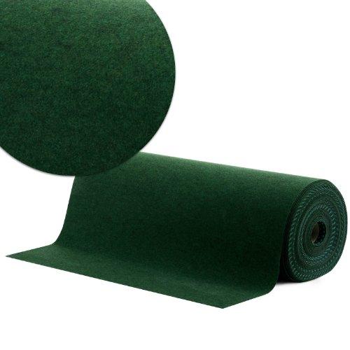 Rasenteppich / Kunstrasen Farbwunder Royal - Zuschnitt nach Maß - grün - 133x100cm