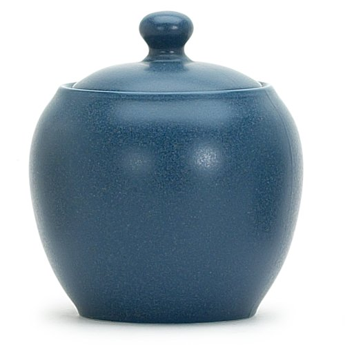 Noritake Colorwave Sugar Bowl with Cover, Blue -  8484-422