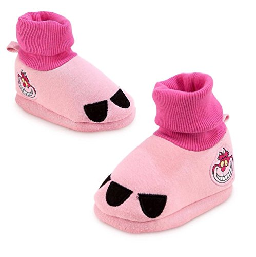 Disney Store Alice Wonderland Cheshire Cat Costume Baby Girls Shoes (18-24M) (Cheshire Cat Costume Baby)
