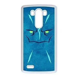 LG G3 Cell Phone Case White Defense Of The Ancients Dota 2 MORPHLING 003 KWL0549993