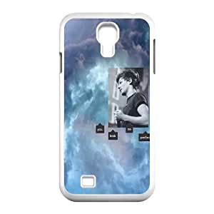 1D-Harry-Styles Samsung Galaxy S4 9500 Cell Phone Case White