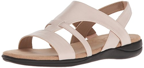 US Sandal Blush WoMen LifeStride Ezriel Parent Flat gwX4cq0U
