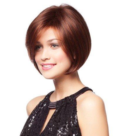 TressAllure Wigs: Sadie (V1312) (Dark Amber HL) (Amber Wig)