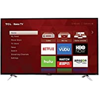 TCL 65US5800 4k 65 LED TV, Black (Certified Refurbished)