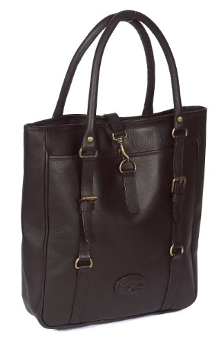 Claire Chase Shoulder Tote, Cafe, One Size