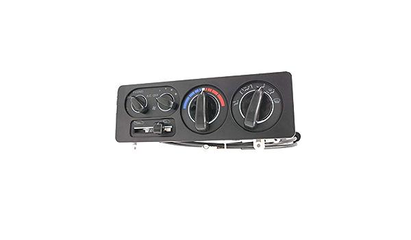 Koauto MB657317 A//C Heater Climate Control Panel Switch for Mitsubishi Pajero Montero