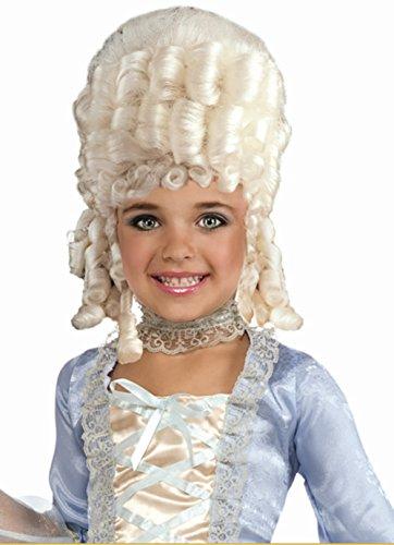 Child Marie Antoinette Wig ()