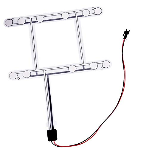 Automobile Car Safety Belt Pressure Sensor Warning Reminder Seat Occupancy Accessory (Belt Reminder Seat)