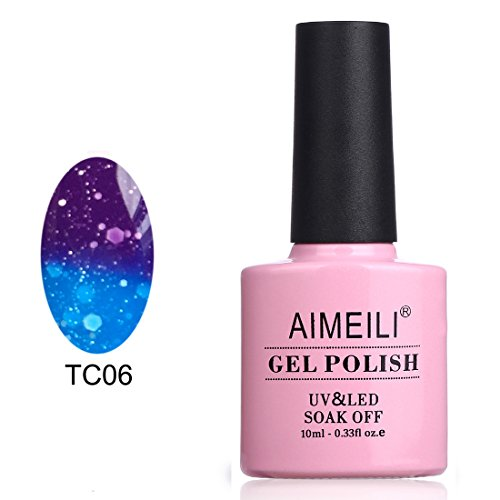Aimeili Color Changing Gel Nail Polish