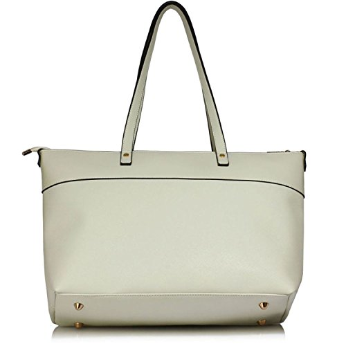 Xardi London, Borsa a spalla donna Cream