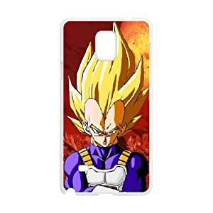 (GRCS) Dragon Ball Samsung Galaxy Note 4 Cell Phone Case White