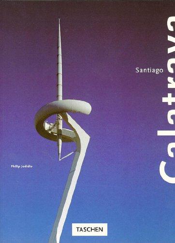 CALATRAVA SANTIAGO. Edition trilingue français, anglais et allemand