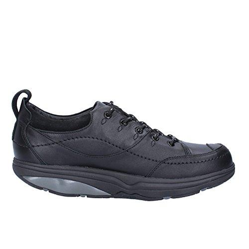 MBT Sneakers Damen 37 EU Schwarz Leder