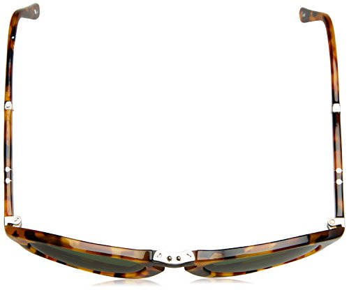 Marrón 0714 Persol Green Gafas Sol Madreperla de Mod 57 24 qTafHxaF0