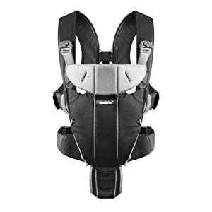 Babybjorn Miracle Baby Carrier PARENT ASIN