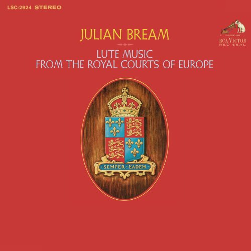 Court Music Royal (Lute Music from the Royal Courts of Europe)
