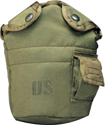 Rothco Aluminum Canteen Cup - Genuine Gi Canteen Cover - Od