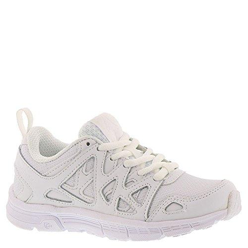 Reebok Unisex-Kids Run Supreme 3.0 Sneaker, White, 6.5 Child US Little Kid