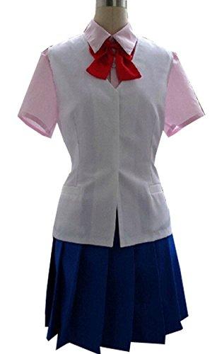Cosnew Halloween Anime Lucy Heartfilia Dress Costume-Made -