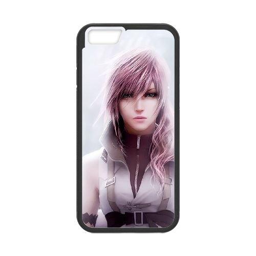 Eclair Farron Final Fantasy 005 coque iPhone 6 4.7 Inch Housse téléphone Noir de couverture de cas coque EOKXLLNCD17834