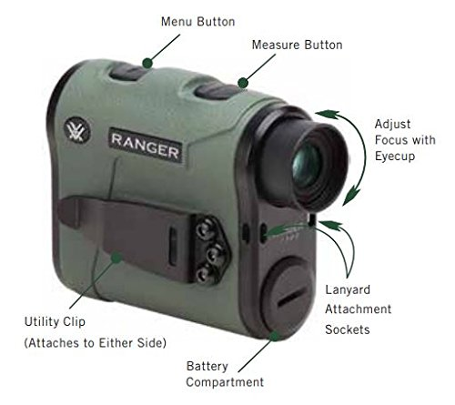 Vortex Optics 1300 Laser Range Finder