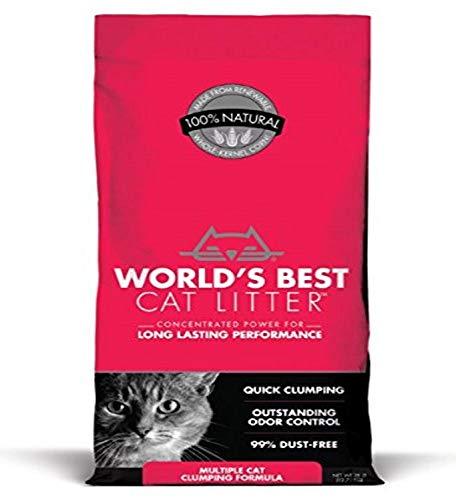 World's Best Cat Litter's Clumping Litter
