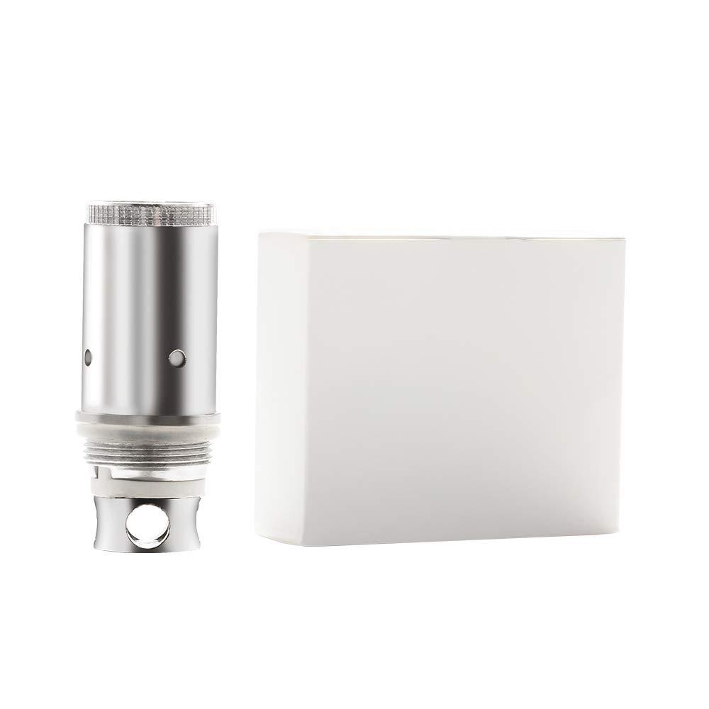 Yumapuff Lava 7-100W E Bobina para cigarrillos, Bobina de repuesto para el kit de inicio de lava, No E Liquid, Sin nicotina (Plateado): Amazon.es: Salud y ...