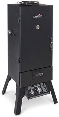 Char-Broil vertical smoker