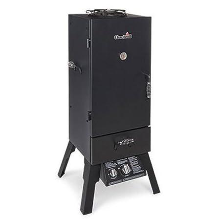 2. Char-Broil Vertical Liquid Propane Gas Smoker