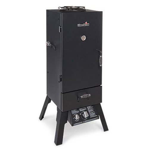 Char-Broil Vertical Liquid Propane Gas Smoker - best gas smoker