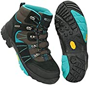 Mountain Warehouse Edinburgh Vibram Youth Boots - Kids Summer Shoes